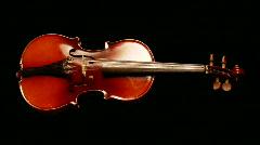 ViolinLooping Stock Footage