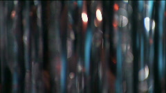 GlitterCurtain2 Stock Footage