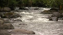 Rio Mindo in Western Ecuador - stock footage
