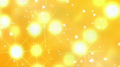 Glowing dots background Stock Footage