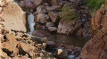 Stream In Canyon In The Jemez Mountains Footage