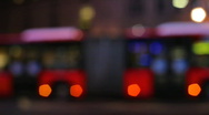 Blurred picadilly02 Stock Footage