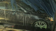 Stock Video Footage of Car Wash