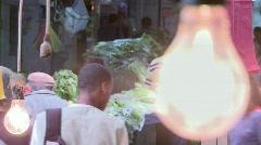 Market 4 Stock Footage