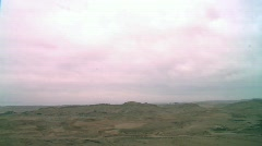 The Observation post of Makhtesh Ramon - The Big Crater 2 Stock Footage