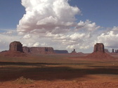 Monument Valley SD 12 Time Lapse x20 Stock Footage