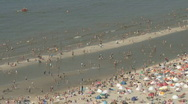 Stock Video Footage of Netherlands 08 Amsterdam Beach