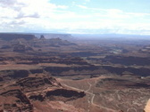 Stock Video Footage of Canyonlands SD 6 Time Lapse x10 Buck Canyon