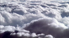 Above the Clouds HD Stock Footage