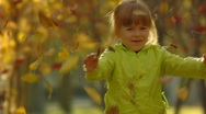 Happy girls - slow motion 009 Stock Footage