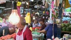 Tel-Aviv's Markt  Stock Footage