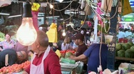 Stock Video Footage of Tel-Aviv's Markt