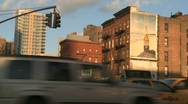 Stock Video Footage of Trafik in new york