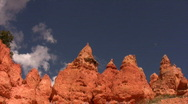 Stock Video Footage of Bryce Canyon 9 Time Lapse x10 Hoodoos