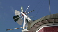 Stock Video Footage of windmill