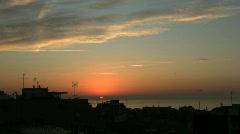 Sunrise 01 - stock footage