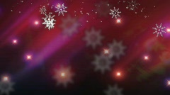 Animated Christmas Backgrounds  Stock Footage