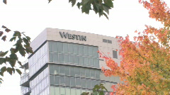 Westin Hotel 1 Stock Footage