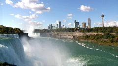Niagara Falls 1110 - stock footage