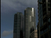 Stock Video Footage of City buildings 4a1a