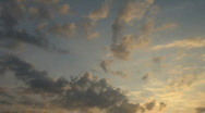 Stock Video Footage of Timelapse clouds 12