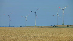 Windfarm Stock Footage