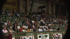 Fort Worth Stockyard Show Stock Footage