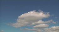 Stock Video Footage of Clouds1