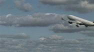 HD1080i Passenger airplane jetliner. Take off. Stock Footage