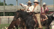 Stock Video Footage of Texas cowboys