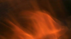 Inferno - stock footage