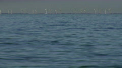 Windenergy Germany Stock Footage