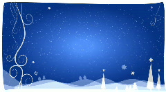 christmas background LOOP HD - stock footage