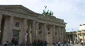 HD1080i Pariser Platz Berlin Footage