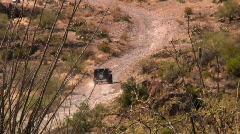 Desert ajaa maastossa 1152 Arkistovideo