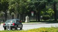 Pasadena City Park 02 Stock Footage