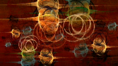 Swirl background Stock Footage