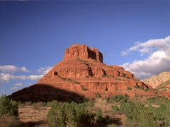 Bell Rock Sunset 400x300 Stock Footage