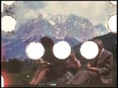 Dolomites, Italy (vintage 8 mm amateur film) Stock Footage