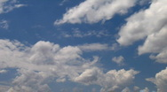 Stock Video Footage of Timelapse clouds 21