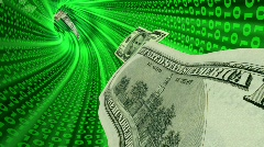 E-money Stock Footage