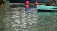 Stock Video Footage of Boat ripples.