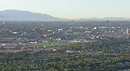 View Above Albuquerque HD Footage