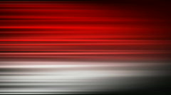 White Red stripes (Loop) Stock Footage