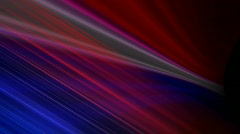 White Red Blue stripes (Loop) Stock Footage