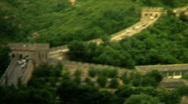 Stock Video Footage of Great Wall of China - Vintage 8mm Film footage