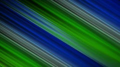 Green, white and blue strip (Loop) Stock Footage