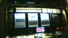 Slot Machine Winner Stock Footage