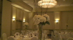 BanquetHall09 Stock Footage