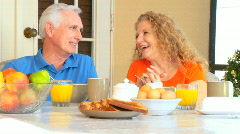 Senior Lifestyle - stock footage